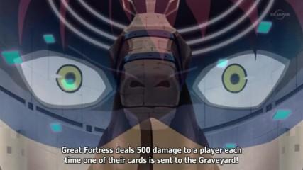 Yu-gi-oh Arc-v Episode 122 English Subbedat