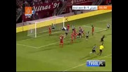 Fc Twente Enschede vs Sporting Lisbon - 1:1 all goals in Hd 04.08.2009