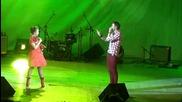 Тея направо побъркаха публиката! Beatbox + Vocal = Aaaaa!!!