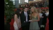 Zac Efron amp Vanessa Hudgens - - Golden Globes 2009 Interview Hq