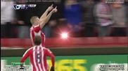 Стоук Сити 1:1 Манчестър Юнайтед 01.01.2015