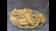 McDonalds - Експеримент