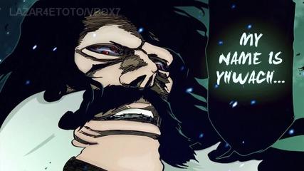 Bleach Manga 610-611 [bg sub]*hd