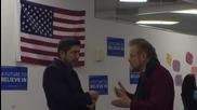 USA: Iowa volunteers push for last-minute votes as caucuses kick off