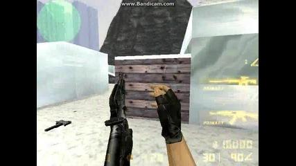 Counter Strike 1.6 igra s botove