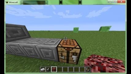 Minecraft-как да си направим запалка