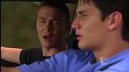 Oth - Lucas & Nathan Car Scenes 2x08