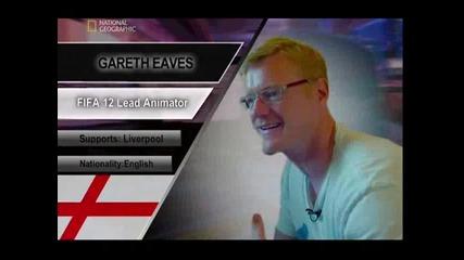 Мегазаводи: Ea Sports: Fifa 12 Посещаваме завода на Еа в Канада.