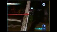 Репортер пада във вода,  репортаж! :d