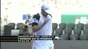 Australian Open 2009 : Родик - Робредо