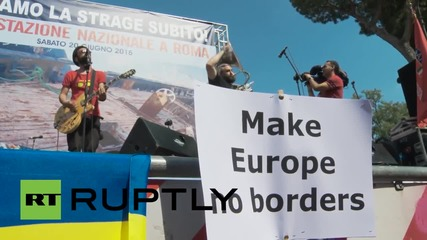 Italy: World Refugee Day celebrated in Rome, migrant policies decried