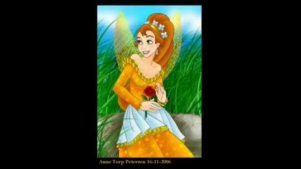 Beloved Disney Girls