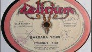 Barbara York-tonight-inst.version 1982
