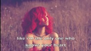 Oh, Lala! Rihanna - Only Girl in the world - Lyrics On Screen New 2010