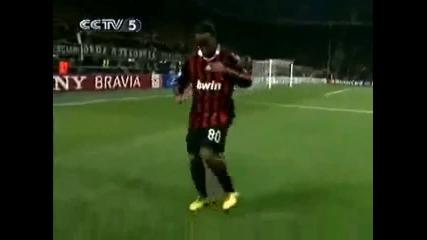 Ronaldinho igrae kuchek