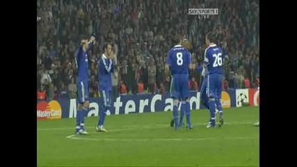 Man Utd vs Chelsea - Final Campions League 2008