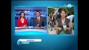 Днешният Протест: Господин Президент, Елате При Нас! Нова Тв 14.06.2012 г.