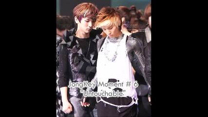 Jongkey moments 6 # Untouchabe