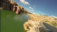 Скокове от скала в Аризона