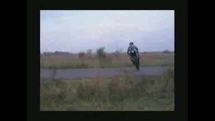 Aerox Stunts Video