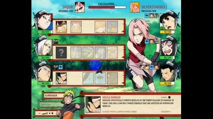 Naruto arena