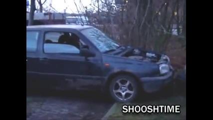 Смях - Демонтаж на двигател за секунди
