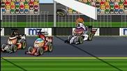 Minidrivers - 2014 Australian Grand Prix