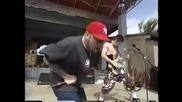 Limp Bizkit - Counterfeit & Nobody Loves Me (live at Mtv Spring Break 1998)