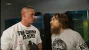 Daniel Bryan изисква истината от John Cena Първична сила 29.7.2013