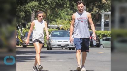 Rain Didn't Stop Couple Lea Michele and Matthew Paetz From Disney Date