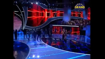 Milica Pavlovic i Dejan Matic - Cili - Grand Show - (TV Pink 2012)