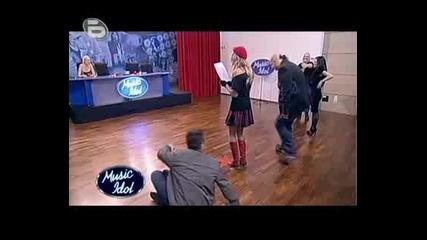 Соня Васи Гола - Music Idol 3.avi
