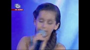 Music Idol 3 - Ралица - Влюбеният джаз - Това осемгодишно момище има глаc за цели два сезона на Musi