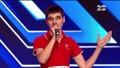 Борислав Борисов - X Factor (18.09.2014)