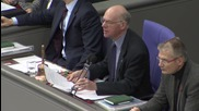 Бундестагът гласува за по-строги закони за предоставяне на убежище