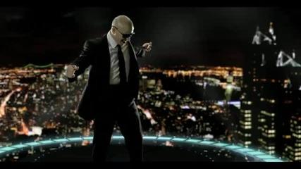Pitbull Feat. Chris Brown - International Love ( Официално видео)