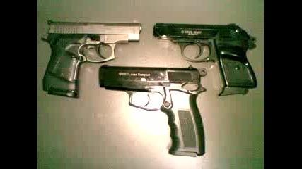 най - добрите пистолети