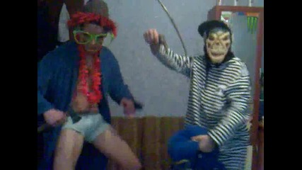 The Harlem Shake - Bg версия