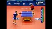 Тенис На Маса - Разиграване
