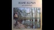 Duane Allman & Boz Scaggs - Loan Me A Dime / Studio Version