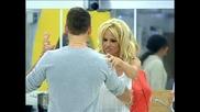 Vip Brother 2012 - Памела танцува