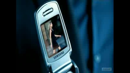 Estella Warren - Samsung Commercial