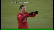 Berbatov 2 - 1 - Man Utd V Spurs - Fa Cup.avi