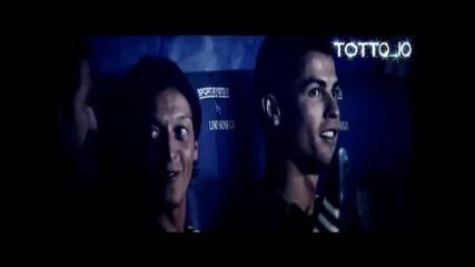 Cristiano Ronaldo - Hot Girl * New 2012