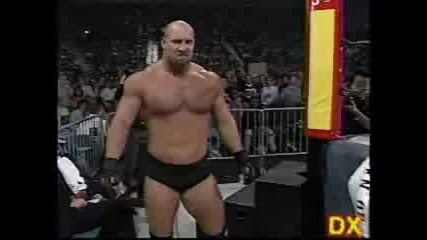 Bill Goldberg Vs Brock Lesnar