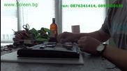 Почистване на Fujitsu Siemens Amilo Li 2735 от Screen.bg