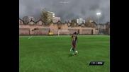Компилация от голове и финтове на fifa 11
