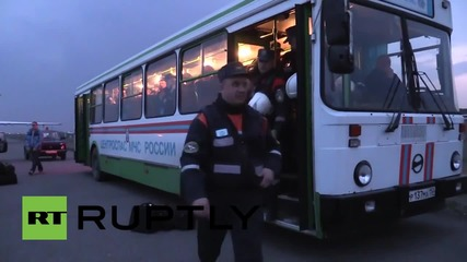 Russia: EMERCOM teams dispatched to Nepal after deadly earthquake
