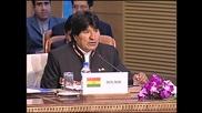 Iran: Morales offers poetic condolences to victims of Russian plane crash in Sinai