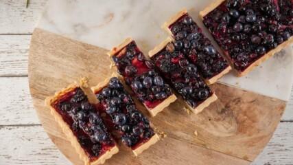Тарт с боровинки и рикота | Гурме за всеки ден: Десерти | 24Kitchen Bulgaria